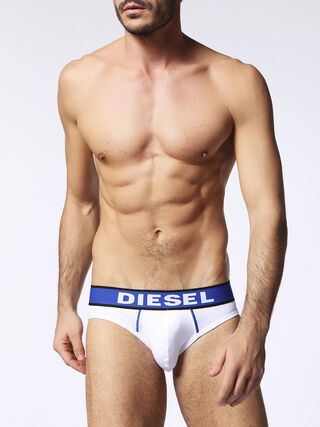 DBRIEF, White/blue