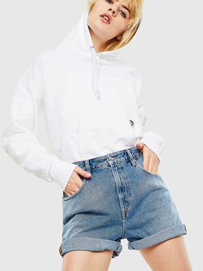 S-ALBY-POCKETS, White - Sweaters