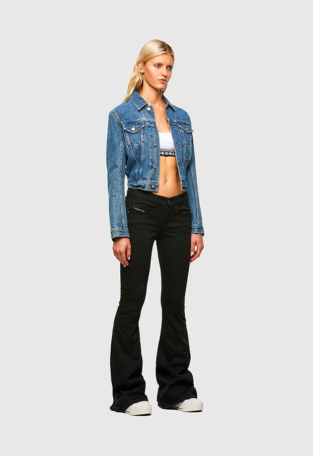 D-Blessik 0688H, Black/Dark grey - Jeans