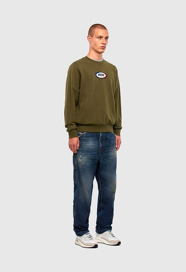 S-GIRK-N85, White - Sweaters
