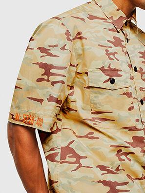 S-RONNIE, Beige - Shirts