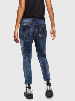 Fayza JoggJeans 069KD, Dark Blue - Jeans