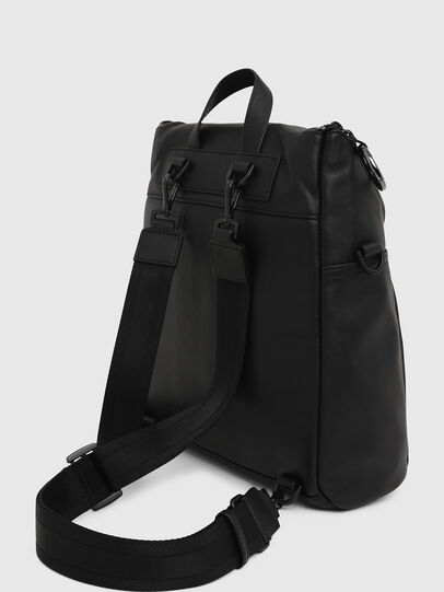 Diesel - SPYNEA, Black - Backpacks - Image 5