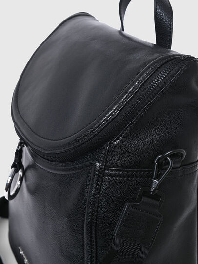 Diesel - SPYNEA PC, Black - Backpacks - Image 6