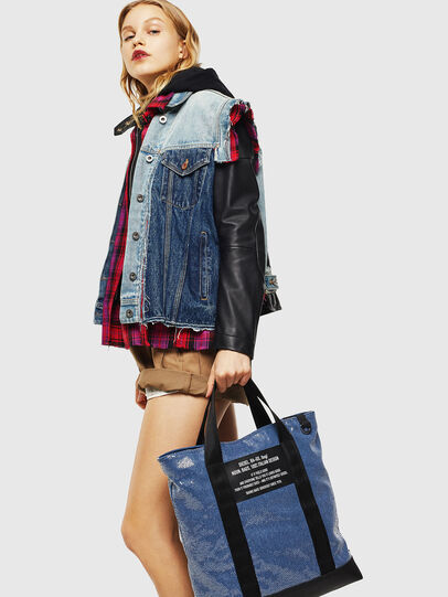Diesel - F-THISBAG SHOWAY,  - Shopping and Shoulder Bags - Image 7