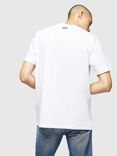 Diesel - T-JUST-BX1,  - T-Shirts - Image 2