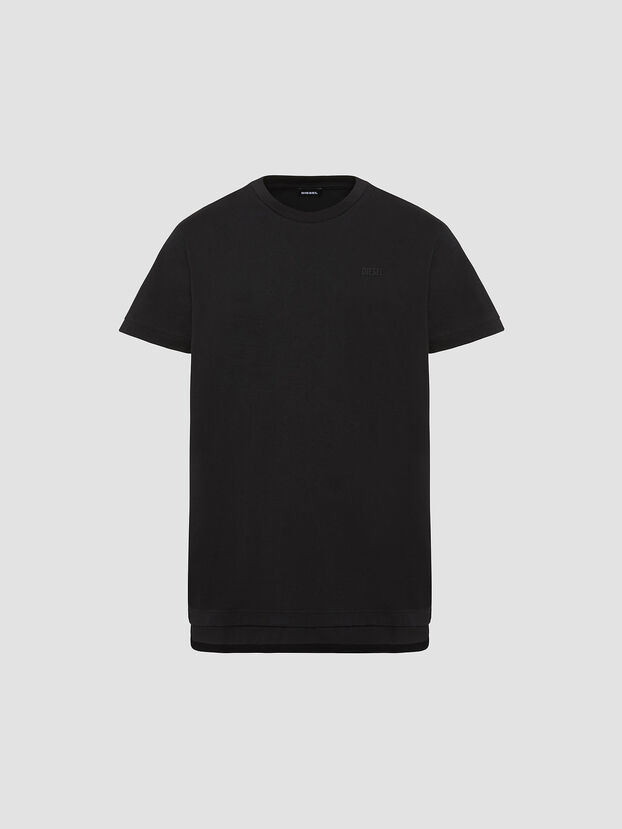 T-DIAMANTIK-NEW2, Black - T-Shirts