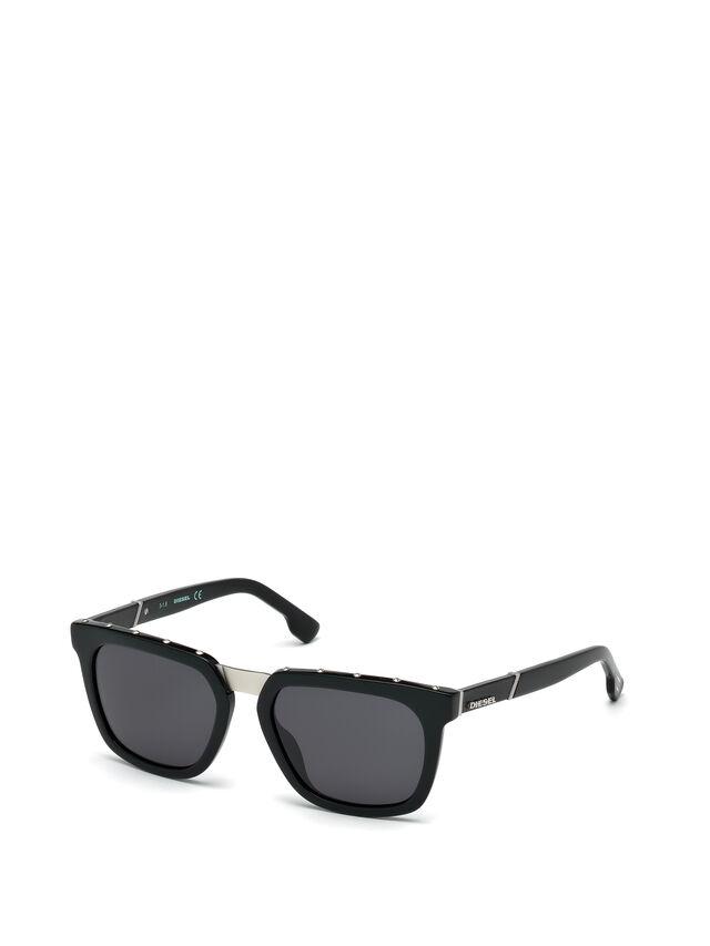 Diesel - DL0212, Black - Eyewear - Image 4