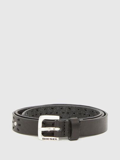 Diesel - B-PERSS, Black - Belts - Image 1