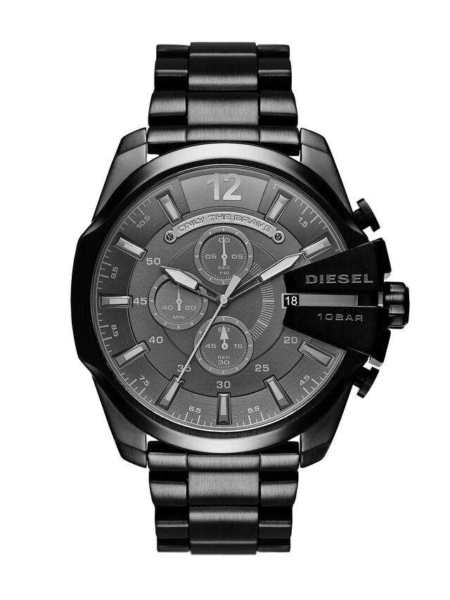 Diesel DZ4355, Black - Timeframes - Image 1