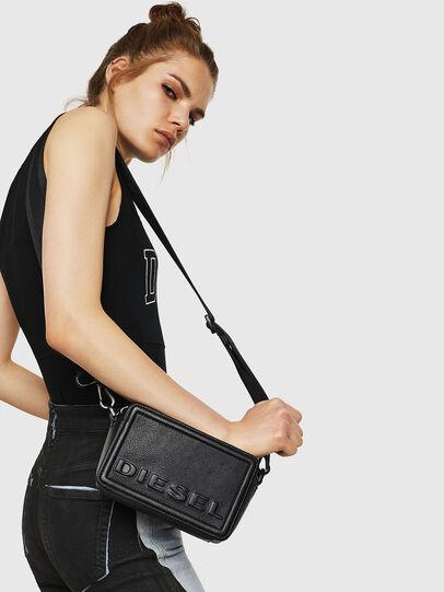 Diesel - ROSA', Black - Crossbody Bags - Image 6