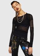 M-LUCY, Black - Knitwear