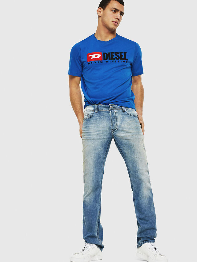 Diesel - Safado C81AP, Light Blue - Jeans - Image 5