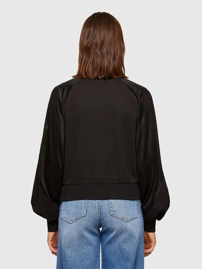 Diesel - F-TULIP, Black - Sweaters - Image 2