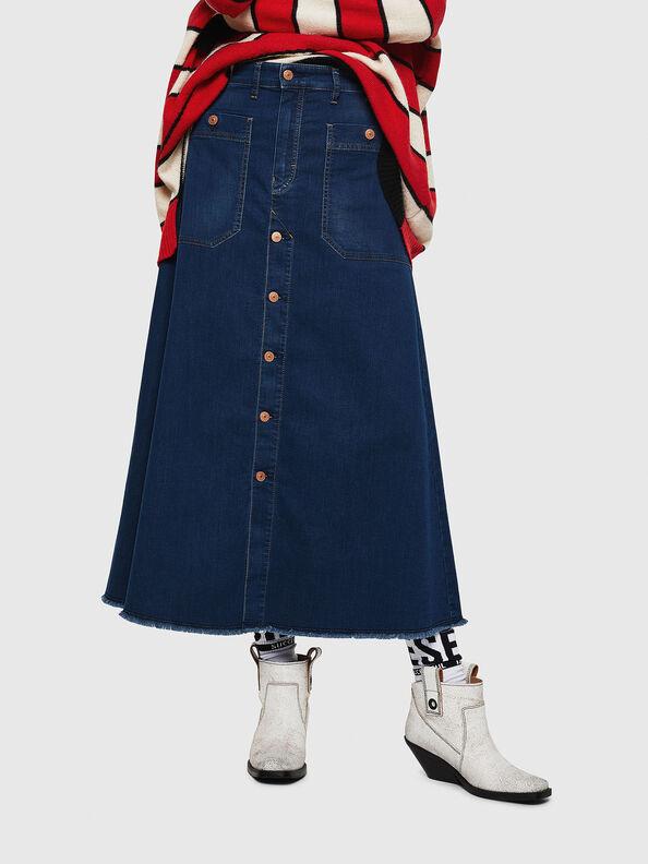 D-RHITA JOGGJEANS,  - Skirts