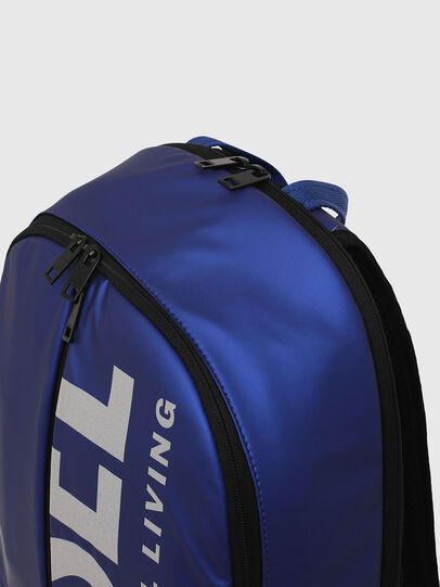 Diesel - BOLD BACK III, Blue - Backpacks - Image 5