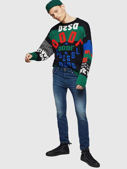 Diesel - Spender JoggJeans 069HC, Dark Blue - Jeans - Image 4