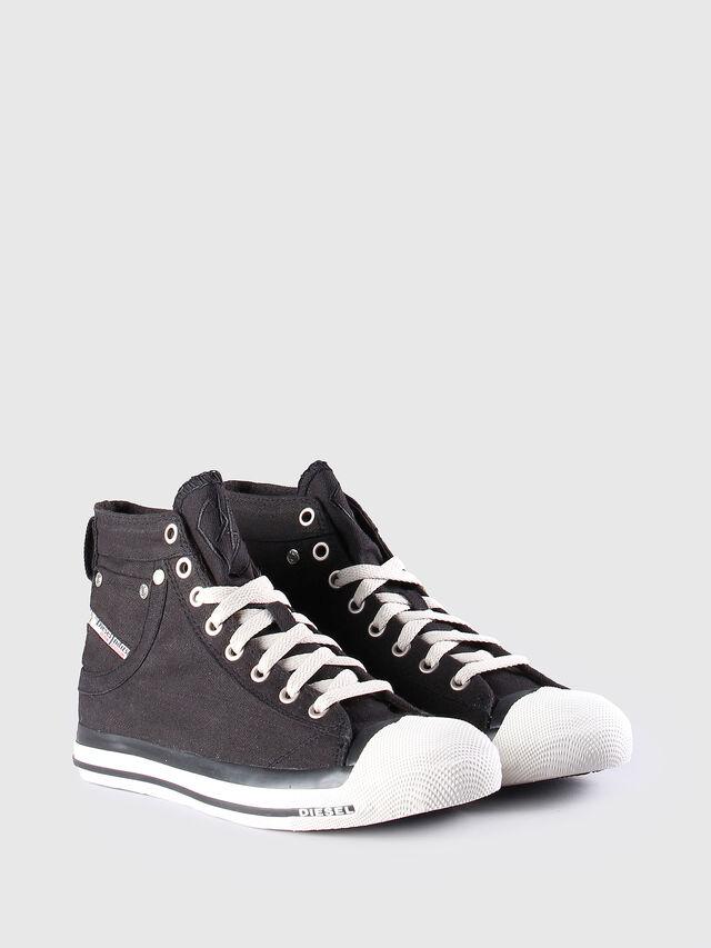 Diesel - EXPOSURE W, Black - Sneakers - Image 2