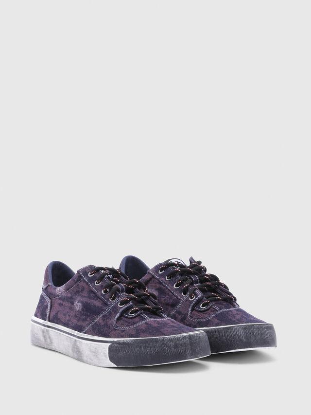 Diesel - S-FLIP LOW, Violet - Sneakers - Image 2