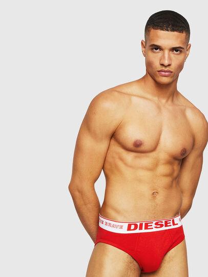 Diesel - UMBR-ANDRE, Red - Briefs - Image 1
