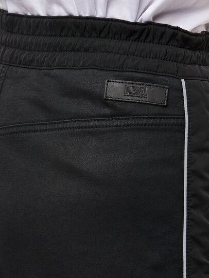 Diesel - D-Jaye JoggJeans® 069PF, Black/Dark grey - Jeans - Image 5