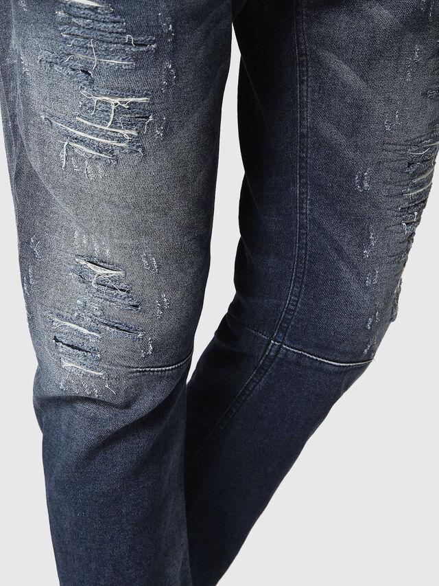 FAYZA JOGGJEANS 084PE, Blue Jeans