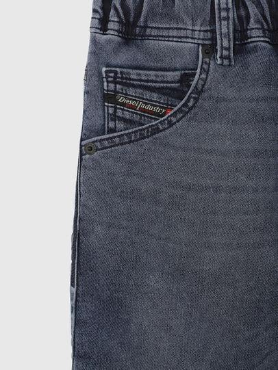 Diesel - KROOLEY-J SH JOGGJEANS, Medium blue - Shorts - Image 3