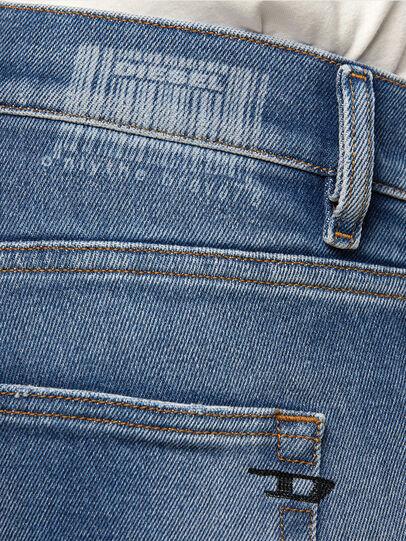 Diesel - D-Strukt 009DW, Light Blue - Jeans - Image 5