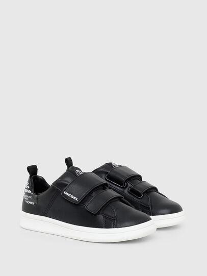 Diesel - S-SNEAKER LSS CH, Black - Footwear - Image 2