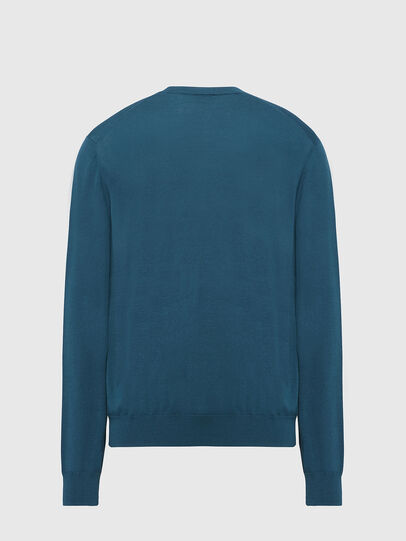 Diesel - K-CROFT, Water Green - Knitwear - Image 2