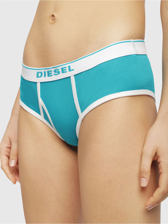 Diesel - UFPN-OXY, Light Blue - Panties - Image 3