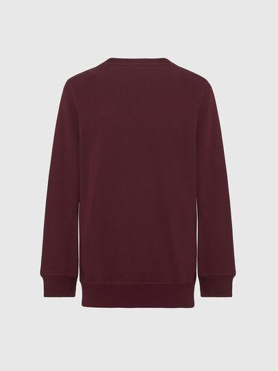 Diesel - UMLT-WILLY, Bordeaux - Sweaters - Image 2