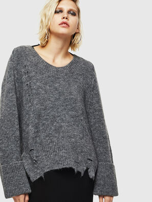 M-MARIKAX, Grey - Knitwear