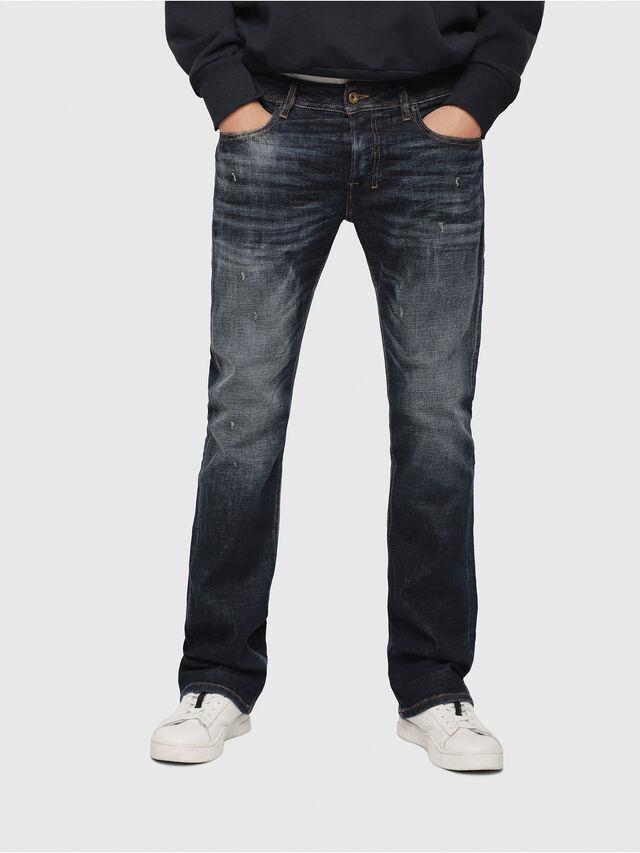 Diesel - Zatiny 087AT, Dark Blue - Jeans - Image 1