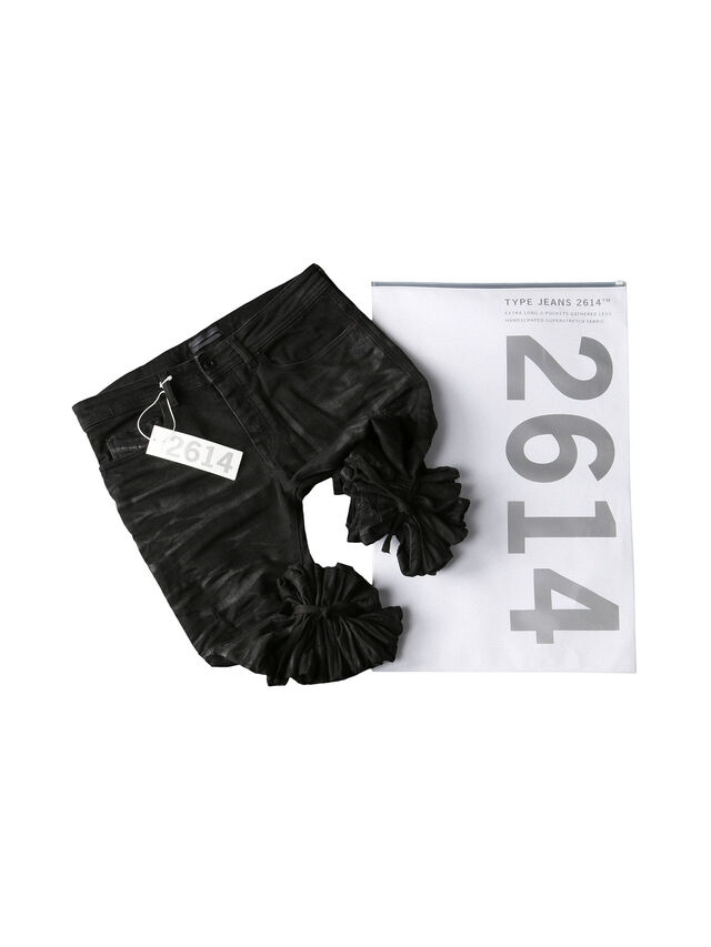 TYPE-2614, Black