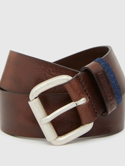 Diesel - B-DELOSO, Brown - Belts - Image 2