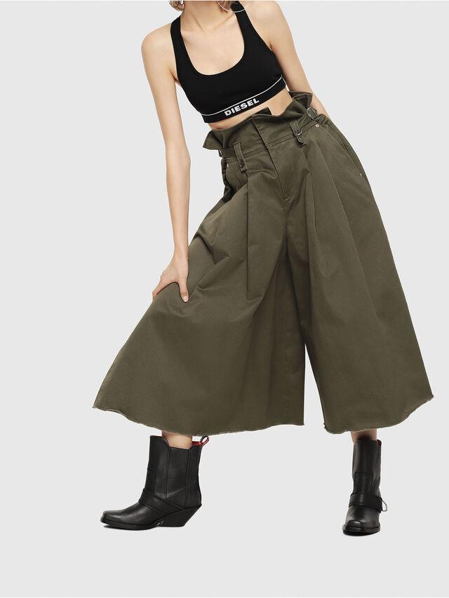 Diesel - P-PAYTON, Military Green - Pants - Image 1
