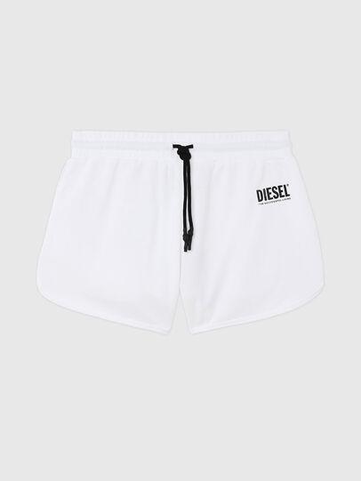 Diesel - UFLB-SHORTER, White - Pants - Image 1