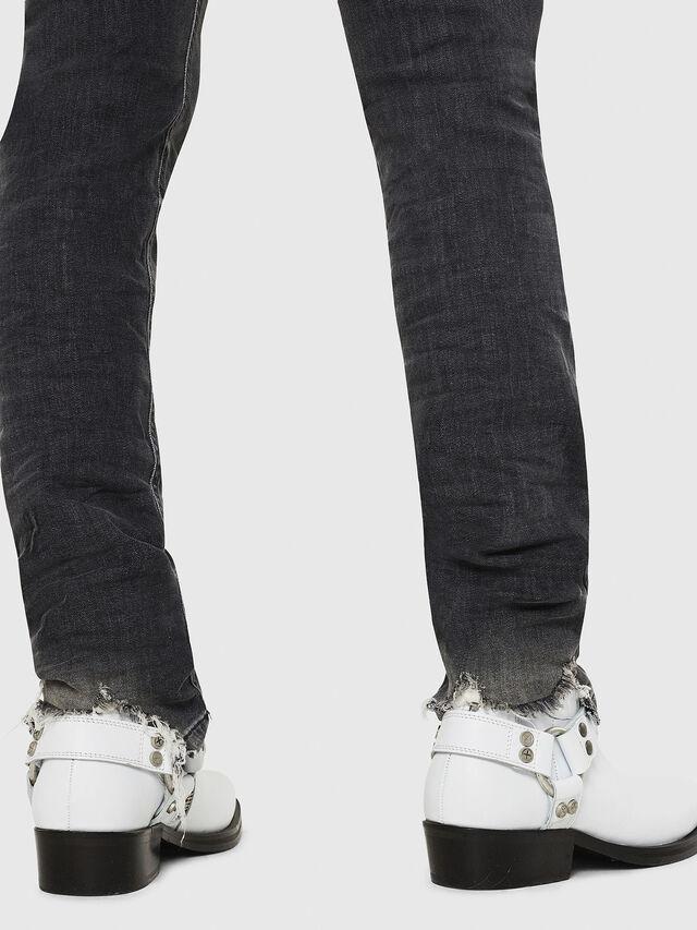 Diesel - Thommer 069DM, Black/Dark grey - Jeans - Image 5