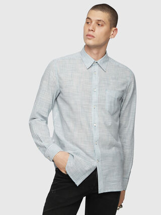 S-STRYPED-NEW,  - Shirts