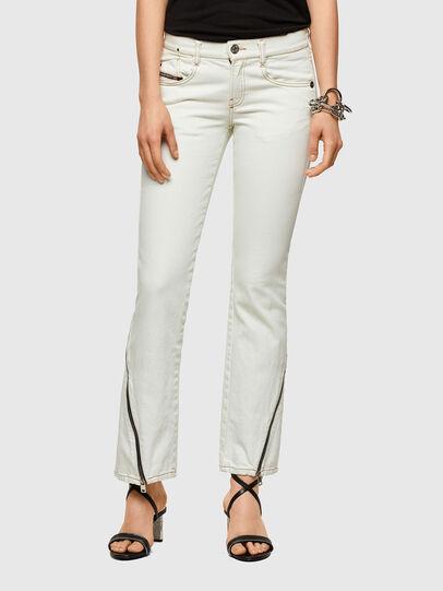 Diesel - D-Ebbey 009ZA, White - Jeans - Image 1