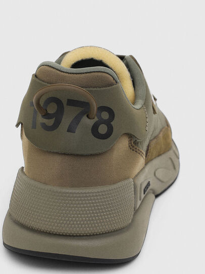Diesel - S-SERENDIPITY LC, Olive Green - Sneakers - Image 6