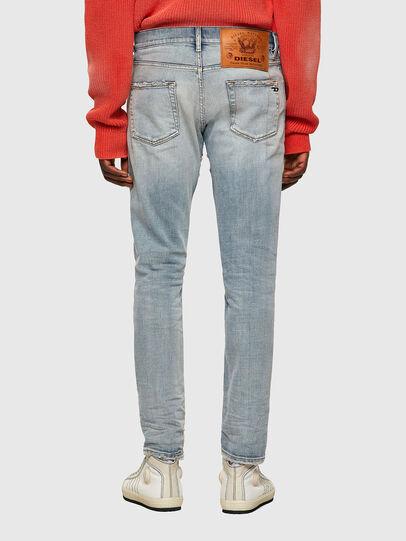 Diesel - D-Strukt 09A04, Light Blue - Jeans - Image 2