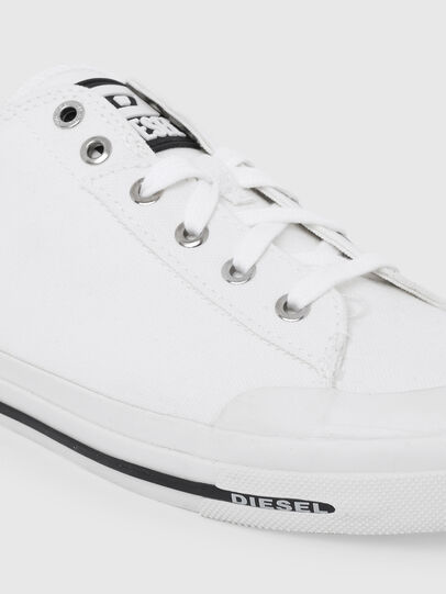Diesel - S-ASTICO LOW CUT, White - Sneakers - Image 4