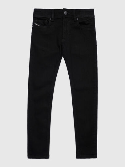 Diesel - SLEENKER-J-N, Black - Jeans - Image 1