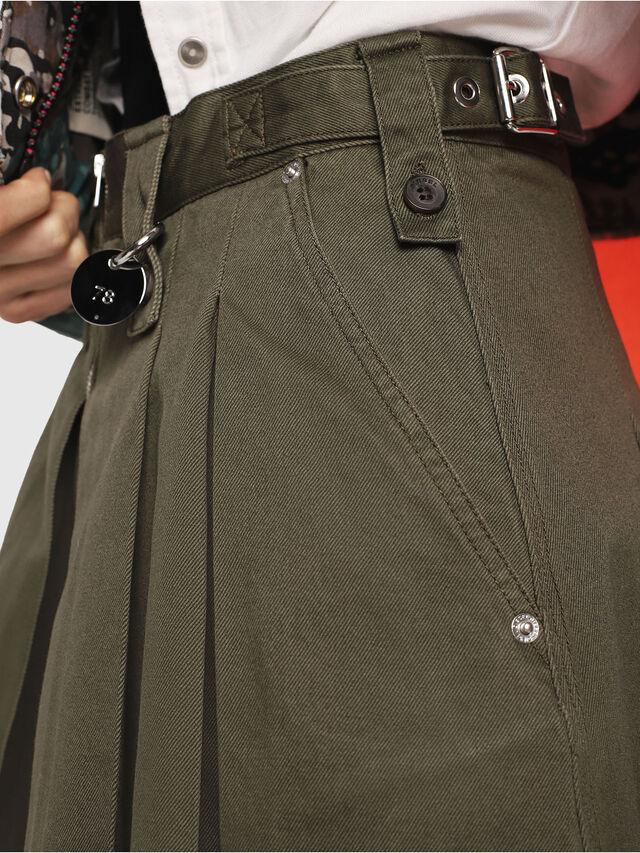 Diesel - S-EDEN, Military Green - Shorts - Image 3
