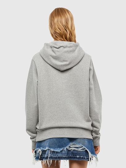 Diesel - S-GIRK-HOOD-N1, Grey - Sweaters - Image 4