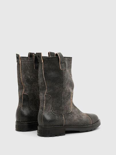 Diesel - D-THROUPER HB, Black - Boots - Image 3