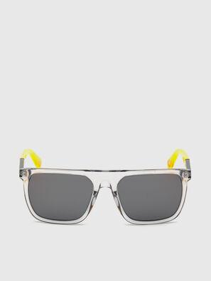 DL0299, Grey - Sunglasses