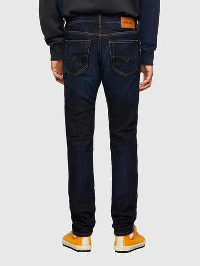 Diesel - D-Luster 009ZS, Dark Blue - Jeans - Image 2
